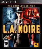 L.A. Noire -- The Complete Edition (PlayStation 3)